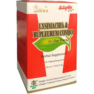 Li Dan Tablets - Lysimachia & Bupleurum Combo
