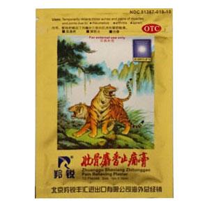 Zhuang Gu She Xiang Zhi Tong Gao (Plasters)