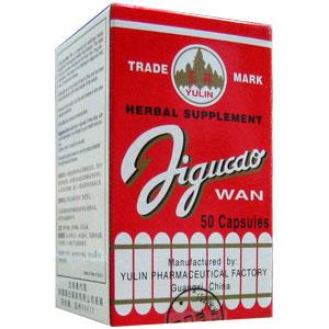 Ji Gu Cao Wan (Abri Tea Extract Cap)