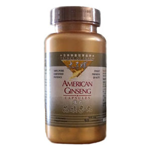 American Ginseng Capsules