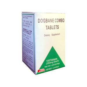 Dogbane Combo Tablets