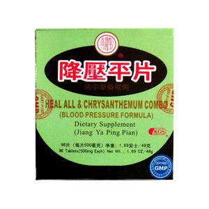 Blood Pressure Formula (Heal All & Chrysanthemum Combo)