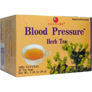 Blood Pressure Herb Tea