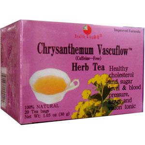 Chrysanthemum Vascuflow Herb Tea