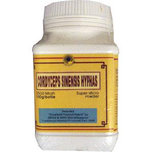 Cordyceps Sinensis Hyphas Powder