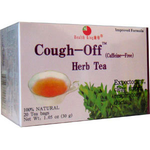 Cough-Off Herb Tea