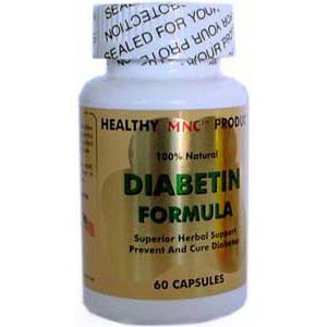 Diabetin Formula