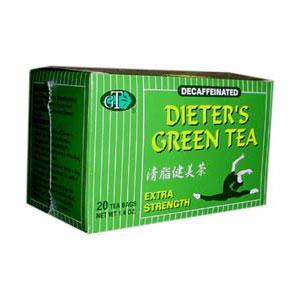 Dieter's Green Tea - Extra Strength