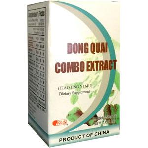 Dong Quai Combo Extract