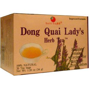 Dong Quai Lady's Herb Tea