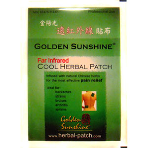 Golden Sunshine Herbal Patch