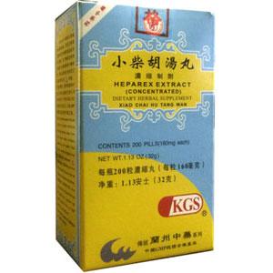 Heparex Extract - Xiao Chai Hu Tang Wan