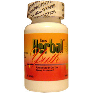 Herbal Yuth - Tablets
