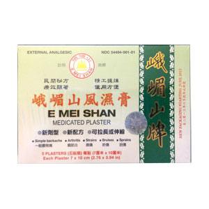 Jako Kokotsu (Ngor-Mesan) Medicated Plasters