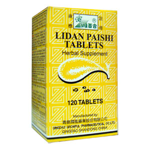 Li Dan Pai Shi Tablets - Gallbladder Formula