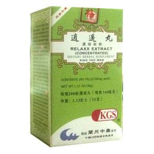 Relaxx Extract (Xiao Yao Wan)