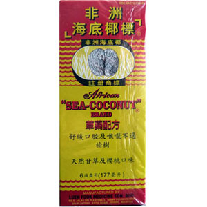 "African ""Sea-Coconut"" Brand Herbal Mixture"