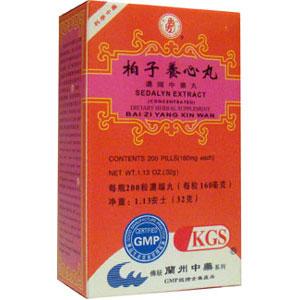 Sedalyn Extract (Bai Zi Yang Xin Wan)