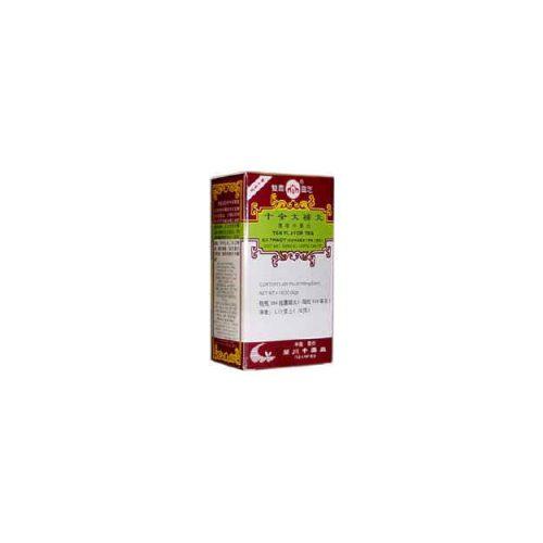 Shi Quan Da Bu Wan (Ten Flavor Tea Extract)