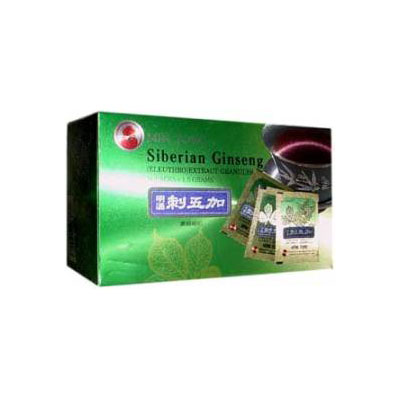Siberian Ginseng Extract Granules (16 packs)