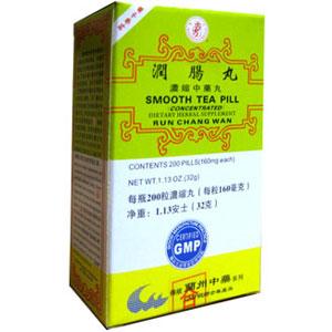 Smooth Tea Pill (Run Chang Wan)