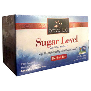 Sugar Level Herbal Tea