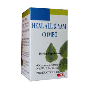 Heal All & Yam Combo - Jia Kang Ling