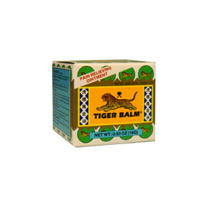 Tiger Balm External Analgesic (White - Regular Strength)