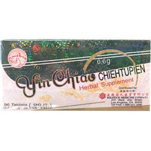 Yin Chiao Chieh Tu Pien