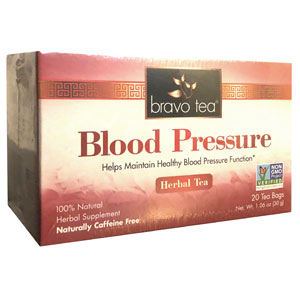 Blood Pressure Herbal Tea