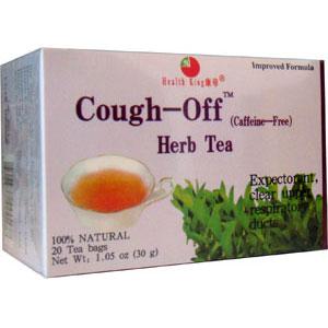 Cough-Off Herb Tea
