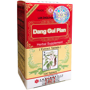 Dang Gui Pian (Angelicae Tablets)