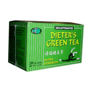 Dieter's Green Tea - Extra Strength