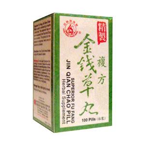 Superiror Fu Fang Jin Qian Chao Pill (Flomaxer Tea Extract)
