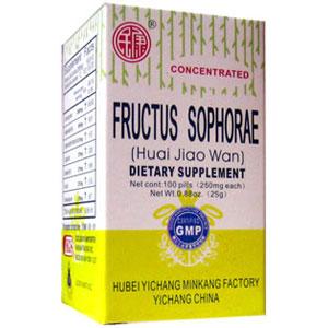 Fructus Sophorae (Huai Jiao Wan)