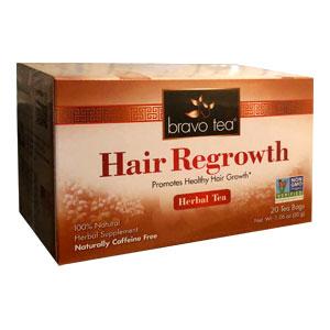 Hair Regrowth Herbal Tea