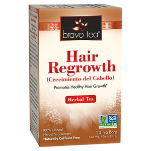 Hair Regrowth Herbal Tea