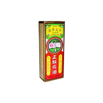 Hong Hoa Oil External Analgesic