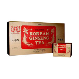 Korean Ginseng Tea