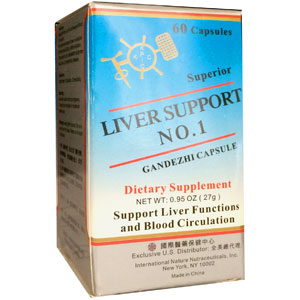 Liver Support No. 1