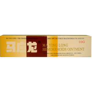 Ma Ying Long Hemorrhoids Ointment
