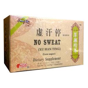No Sweat (Xu Han Ting)
