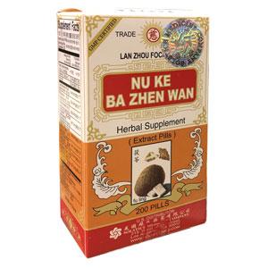 Nu Ke Ba Zhen Wan