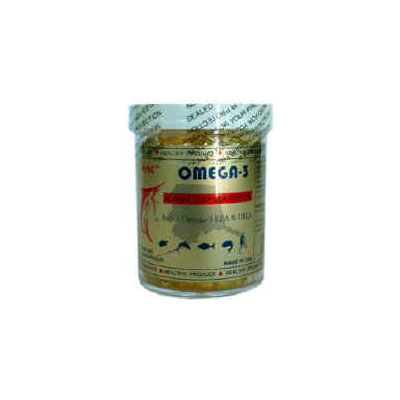 Omega 3 Alaska Deep Sea Fish Oil (100 Gelcaps)