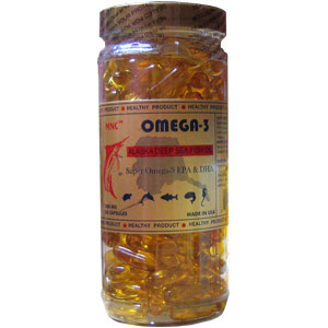 Omega 3 Alaska Deep Sea Fish Oil (200)