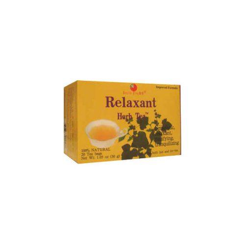 Relaxant Herb Tea