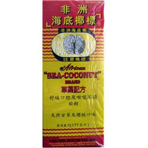 "African ""Sea-Coconut"" Brand Herbal Mixture"