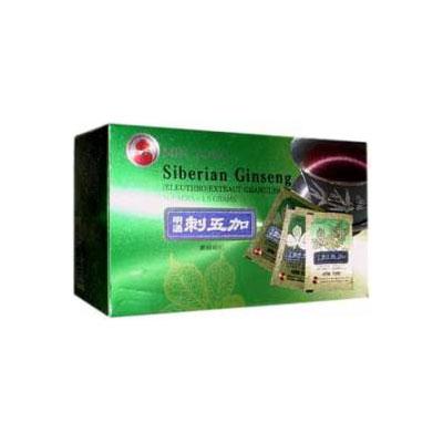 Siberian Ginseng Extract Granules (16 packs)