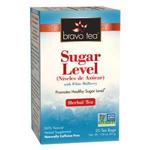 Sugar Level Herbal Tea