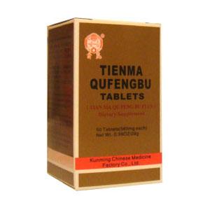 Tien Ma Qu Feng Bu Tablets